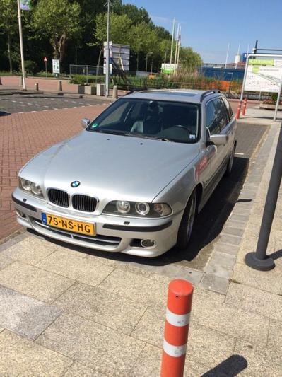BMW 520i touring Edition (2004)