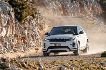 Range Rover Evoque - Eerste rijtest