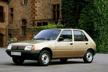 Achtergrond: 35 jaar Peugeot 205 (deel 1)