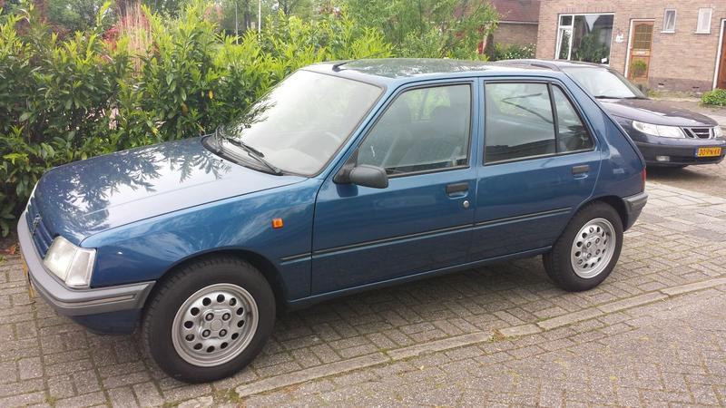 Peugeot 205 Génération 1.4i (1998)