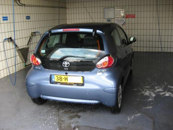 Toyota Aygo 1.0 12v VVT-i Comfort (2009)