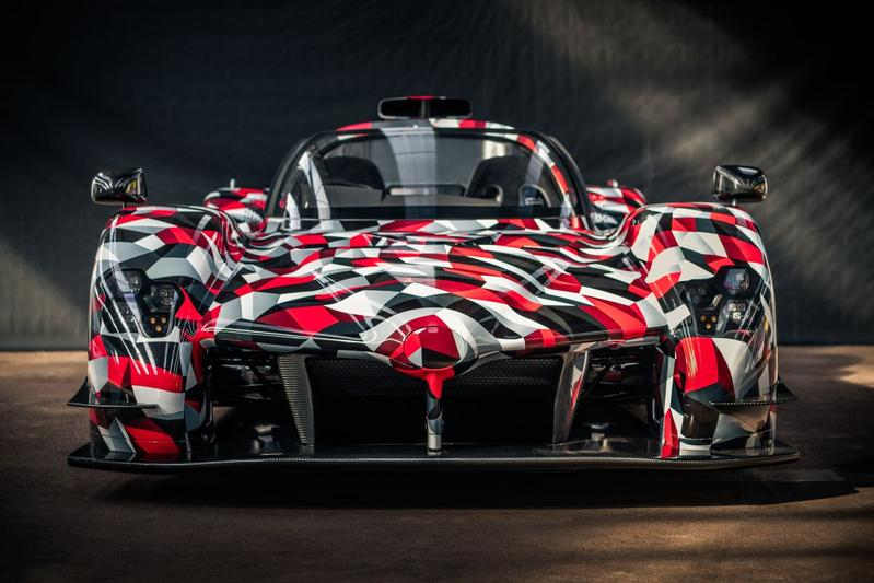 Toyota GR Super Sport lmh hypercar