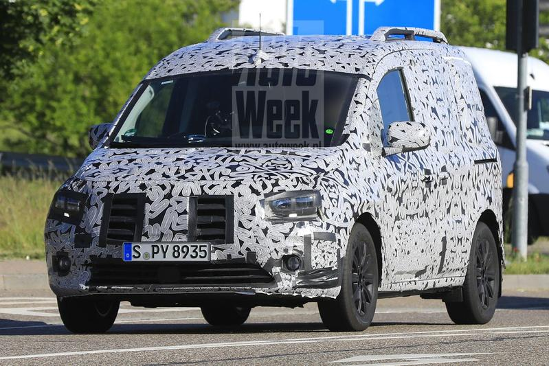 Mercedes-Benz Citan spionage