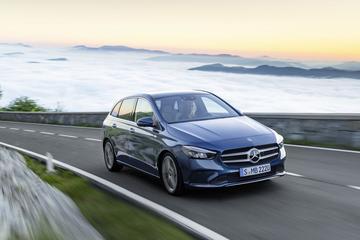 Mercedes-Benz beprijst nieuwe diesel voor B-klasse