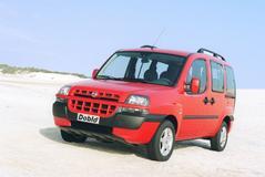 Tchau: doek valt voor eerste Fiat Doblò