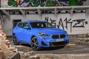 Gelekt: BMW X2