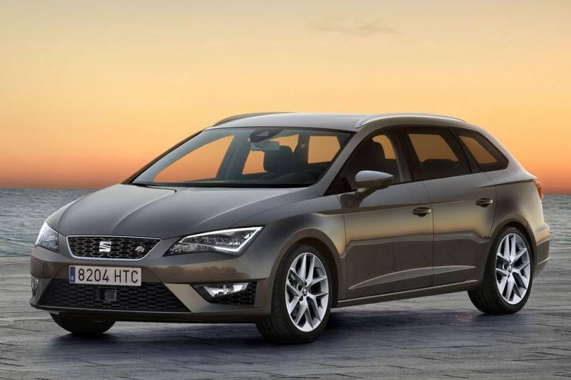 seat leon st 1 0 ecotsi style connect 2016. Black Bedroom Furniture Sets. Home Design Ideas