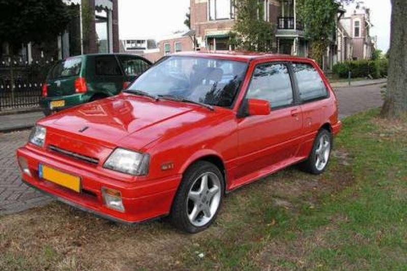 Suzuki Swift 1.3 GTi (1987)