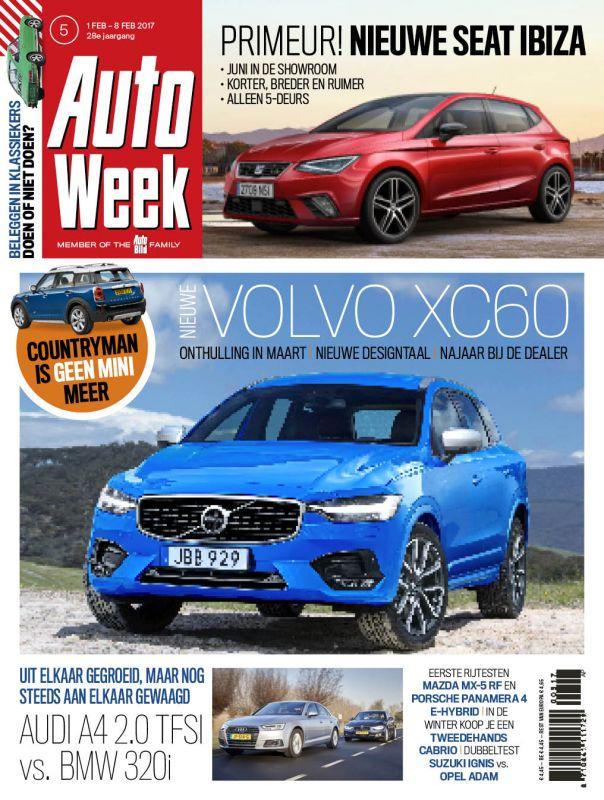 AutoWeek 5 2017