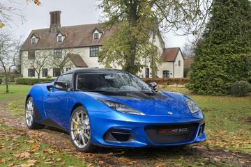 Lotus presenteert Evora GT410 Sport