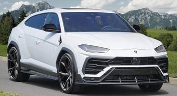 Mansory brengt Lamborghini Urus op 'smaak'