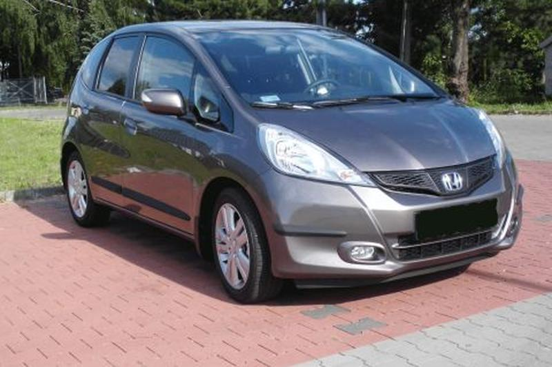 Honda Jazz 1.4 Comfort Plus (2013)