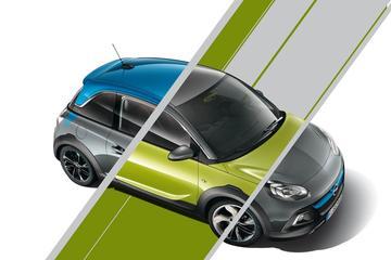 Opel Adam als Unlimited