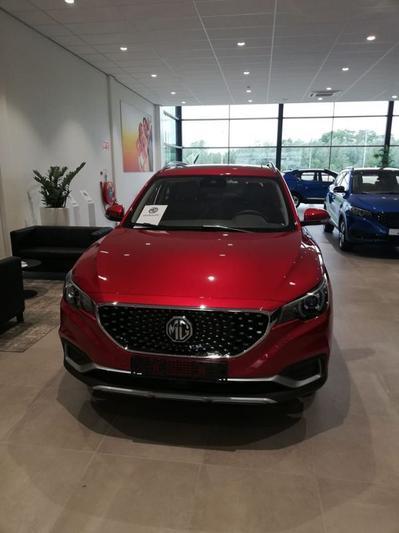 MG ZS EV Luxury (2019) #5