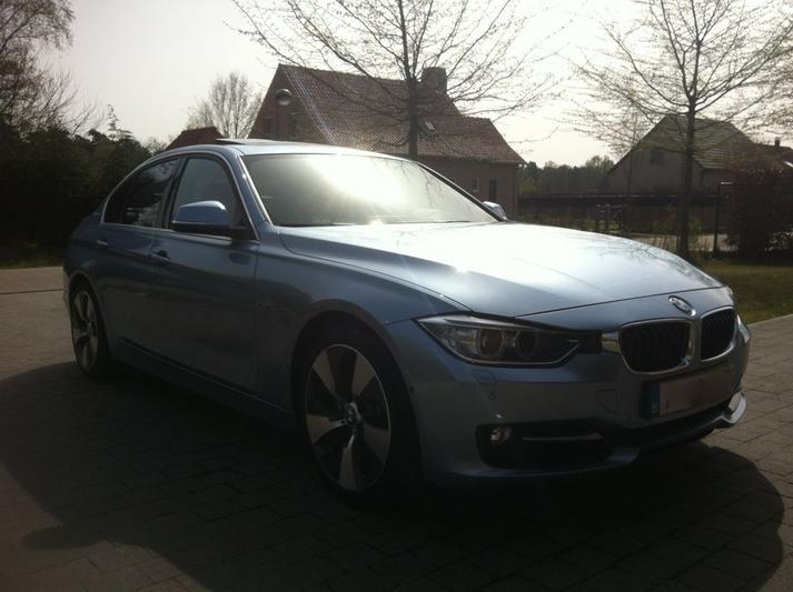BMW ActiveHybrid 3 (2013)
