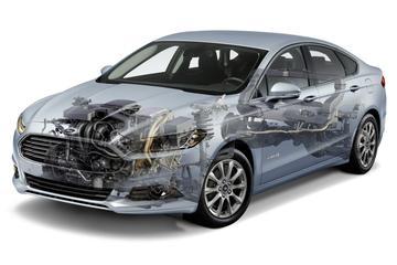 Doorkijk: Ford Mondeo Hybrid