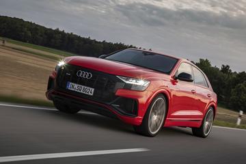 Audi SQ8 - Rij-impressie