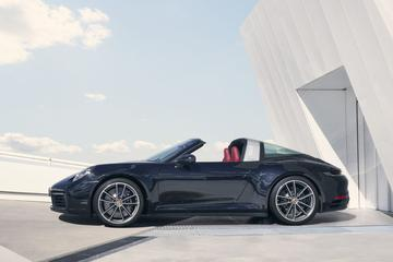 Dít is de nieuwe Porsche 911 Targa!