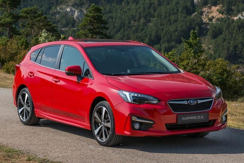 Subaru Impreza 1.6i Premium (2017)