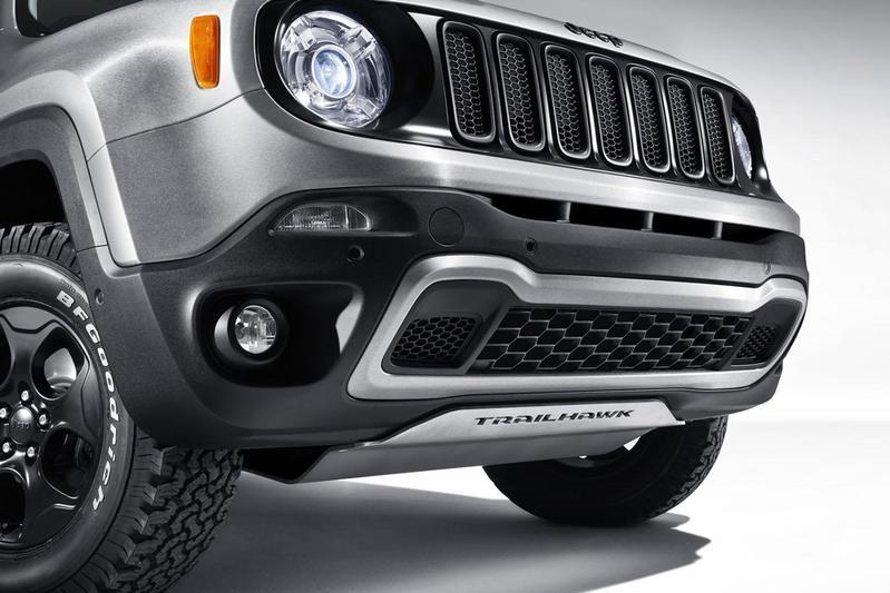 'Jeep onderzoekt model onder Renegade'