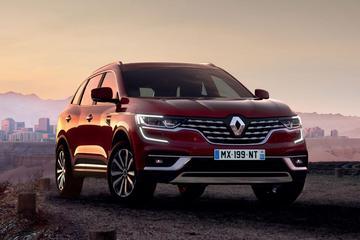 Nu met informatie: Renault Koleos-facelift