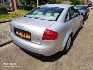 Audi A6 4.2 V8 quattro (2000)