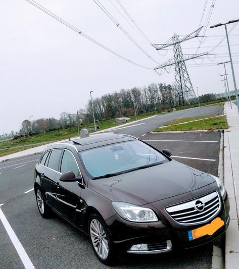 Opel Insignia Sports Tourer 2.0 CDTI 160pk EF S/S Design Ed. (2013)