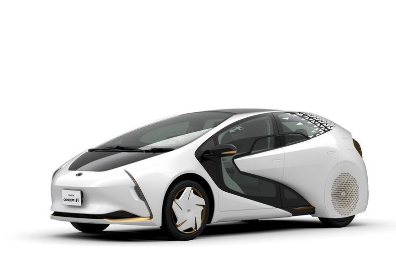 Toyota autonoom Olympische Spelen