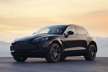 Aston Martin flink geraakt in eerste kwartaal 2020