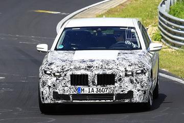 Gefacelifte BMW 7-serie duikt weer op
