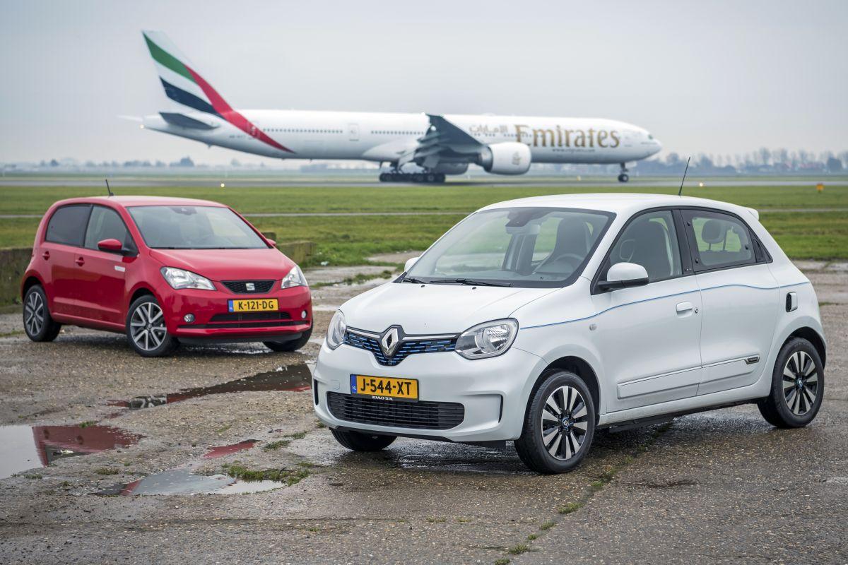Seat Mii Electric vs. Renault Twingo Electric