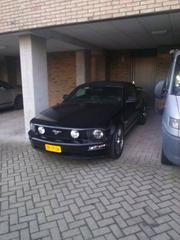 Ford Mustang V8 4.6 Cabriolet (2005)