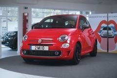 2 miljoen Fiats 500 geleverd