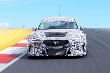 Cupra toont nieuwe TCR-racer