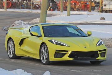 Voor het eerst: rechtsgestuurde Chevrolet Corvette te zien