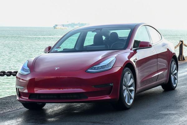 Tesla Model 3 Long Range – RWD niet meer leverbaar