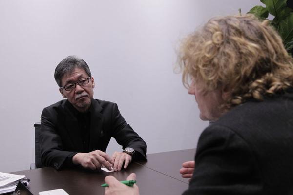 Interview: designer Ikuo Maeda over de nieuwe Mazda 3