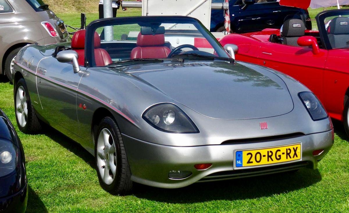 Honda Lease Calculator >> Fiat Barchetta 1.8 16v (1998) review - AutoWeek.nl