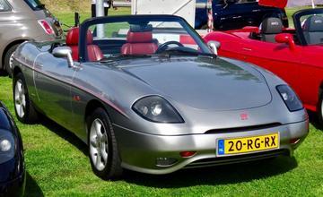 Fiat Barchetta 1.8 16v (1998)