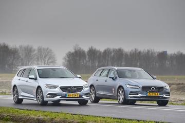 Opel Insignia Sports Tourer - Volvo V90