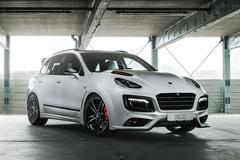 Techart 'versiert' Porsche Cayenne