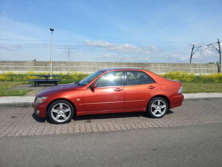 Lexus IS 200 (1999) #5