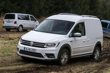 Gereden: Volkswagen Caddy 2.0 TDI 150pk 4Motion