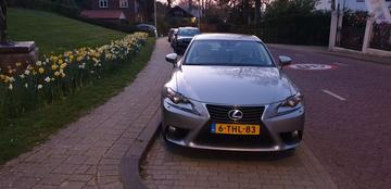 Lexus IS 300h Business Line Pro (2014)