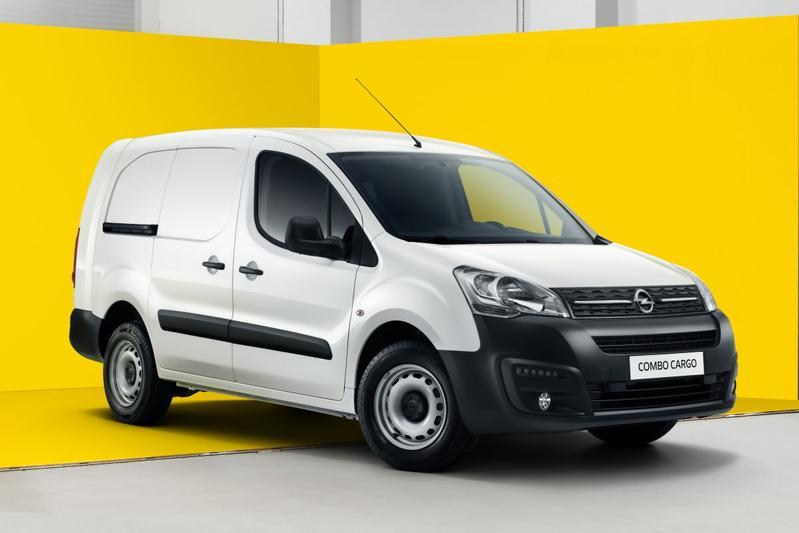 Opel Combo Rusland