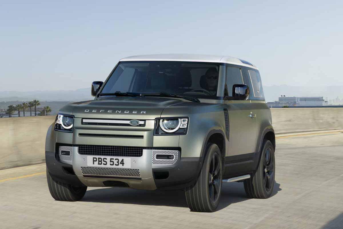 Land Rover Defender (2019) 5