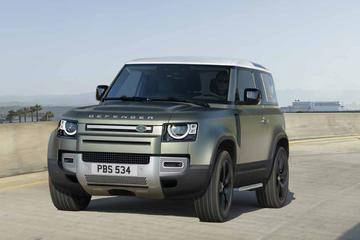 Land Rover: 'Defender pick-up is mogelijk'