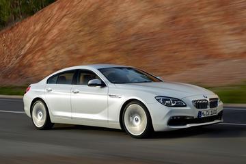 Vernieuwde BMW 6-serie geprijsd