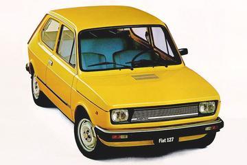 Fiat 127 - Facelift Friday
