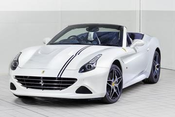 Ferrari presenteert California Tailor Made